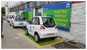 Tata Power Launches Electric Vehicle Charging