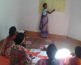 Financial Inclusivity-SHG training