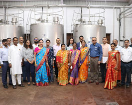 Maval Dairy       Launch