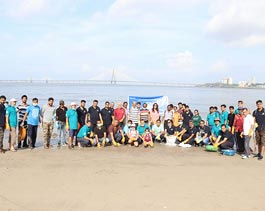 Mahim Beach Cleaning Drive
