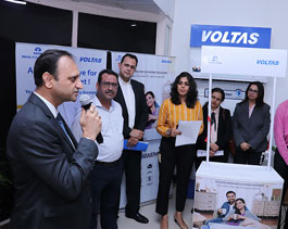 Tata Power x Voltas Collaboration