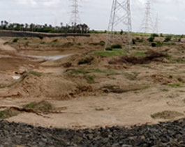 Water harvesting structure under PGWM