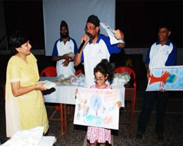 Environment: Prize Distribution