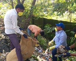 Karjat Cleanliness Drive