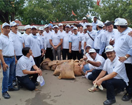 Maithon Cleanliness Drive