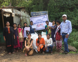 Mulshi Cleanliness Drive