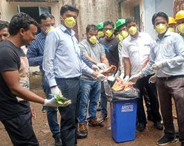 WSEGL, Gujarat Cleanliness Drive