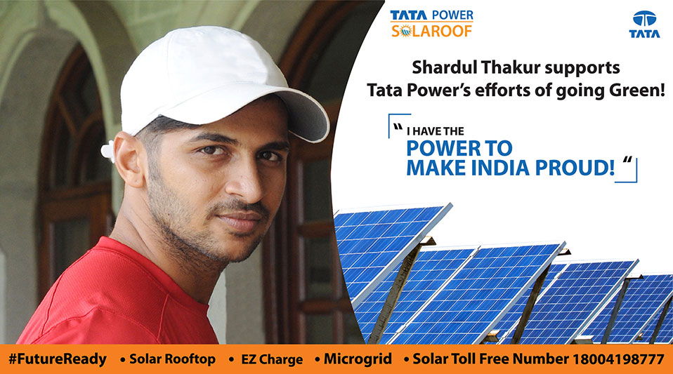Tata Power energizes India with Smart and Sustaina