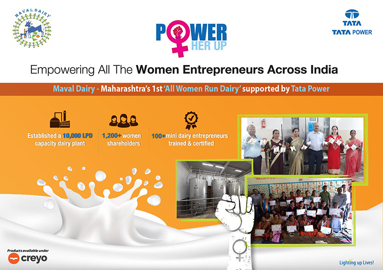Tata Power launches Maharashtra's 1st All Women Da