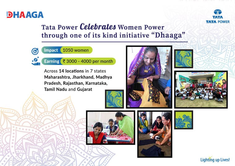 Tata Power celebrates women power through one of i