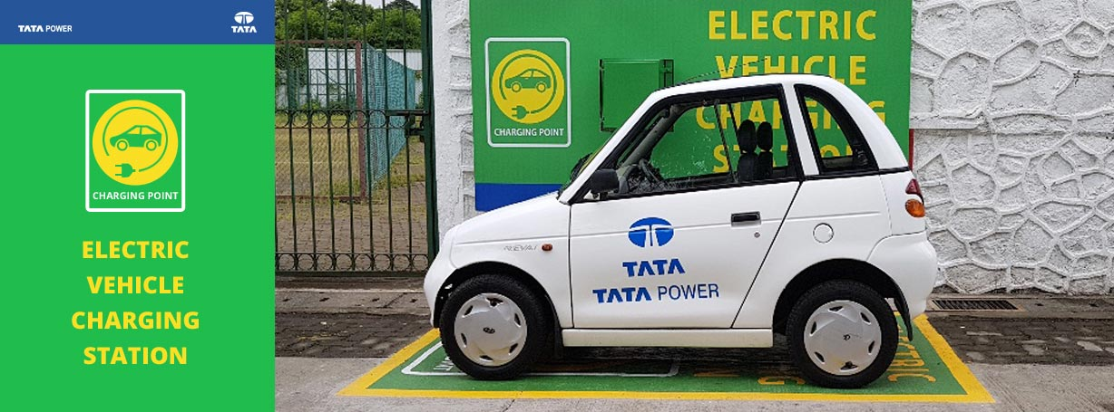 Electric Vehicle Charging Station in Mumbai